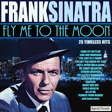 Fly Me To The Moon By Frank Sinatra Kalimba Tab