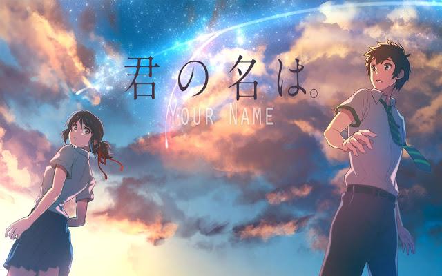 Kimi-No-Nawa Sparkle (スパークル) by RADWIMPS (Kimi No Nawa OST) Kalimba Tab