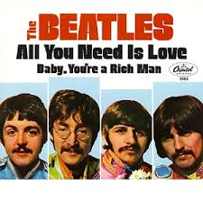download-50 All You Need Is Love by Beatles Easy Kalimba Tab