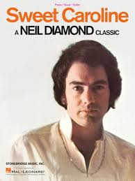 download-63 Sweet Caroline by Neil Diamond Kalimba Tab