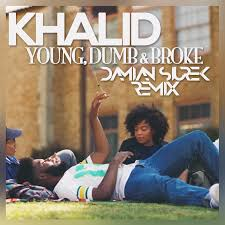 download-69 Young Dumb & Broke by Khalid Kalimba Tab