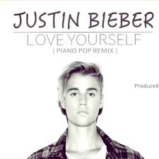 download-90 Love Yourself by Justin Bieber Kalimba Tab