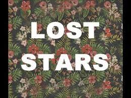 Lost Stars by Adam Levine Kalimba Tab