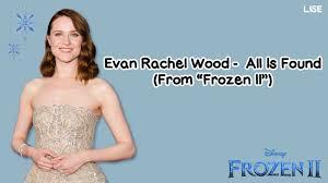 download-97 All Is Found by Evan Rachel Wood (Frozen 2 OST) Kalimba Tab