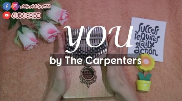 Kalimba-cover-23-702x390 YOU by The Carpenters
