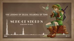 download-2020-02-04T131605.529 Song Of Storms - The Legend Of Zelda Ocarina Of Time