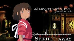 Always with Me - Spirited Away ost