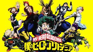 images boku no hero - My hero Academia ost