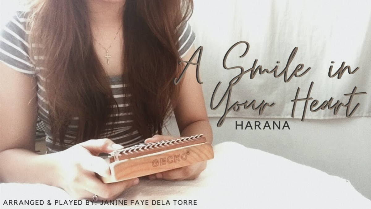 A SMILE IN YOUR HEART - Harana