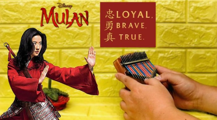 maxresdefault-52-702x390 Loyal, Brave, True - Disney's Mulan Ost - Christina Aguilera