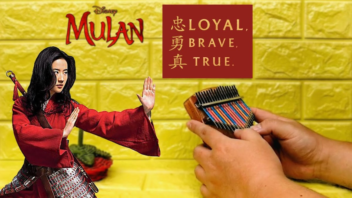 maxresdefault-52 Loyal, Brave, True - Disney's Mulan Ost - Christina Aguilera