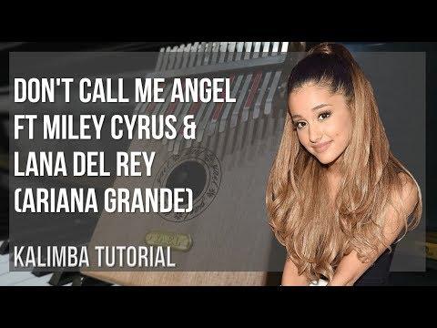 hqdefault-11 Don't Call Me Angel ft Miley Cyrus & Lana Del Rey - Ariana Grande