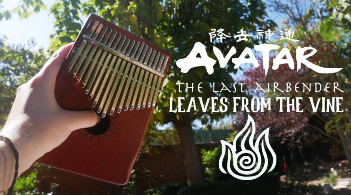 Leaves from the vine - Avatar The Last Airbender