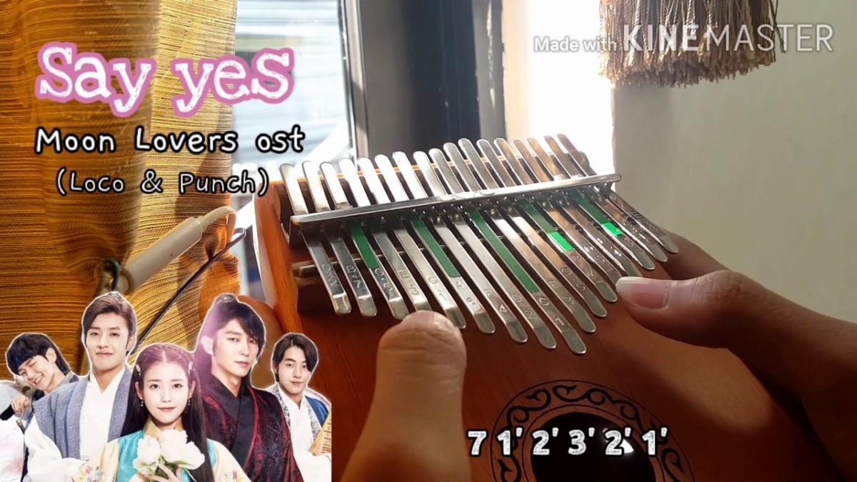maxresdefault-2020-04-26T133459.557 Loco x Punch - Say Yes (Scarlet Heart Ryeo / Moon Lovers OST)
