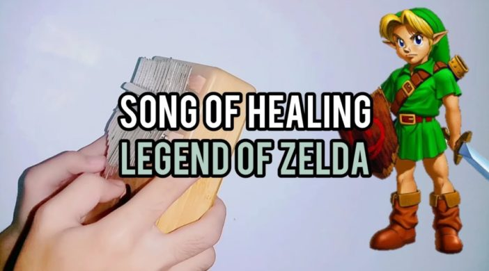 SONG OF HEALING - LEGEND OF ZELDA OST