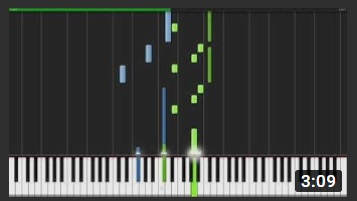 synthesia How to create your own kalimba cover/tabs