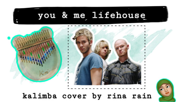 You & Me - Lifehouse You and Me