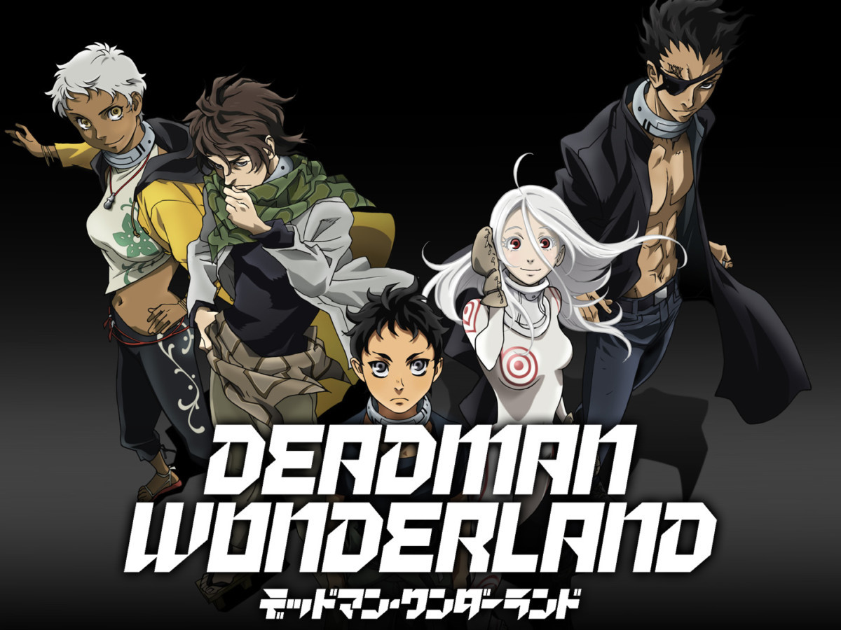 deadman01 Deadman Wonderland - Shiro's Woodpecker Lullaby (Easy)