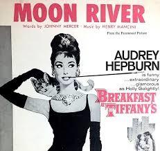 Audrey Hepburn - Moon River (Easy)