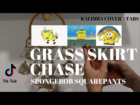 hqdefault-2020-05-12T135618.903 Spongebob Square Pants - Grass Skirt Chase