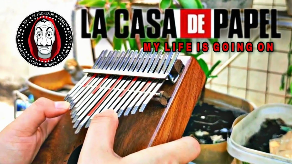 maxresdefault-2020-05-03T022429.333 My Life is Going on - Money Heist (La Casa De Papel)