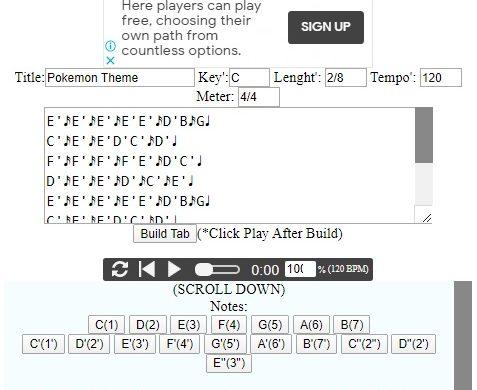 online-kalimba-tab-maker-477x390 Online Kalimba Tab Notation Maker(New Update)