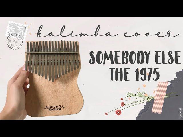 sddefault-1 The 1975 - Somebody Else