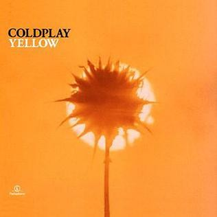 COLDPLAY Yellow (Coldplay) fixed version