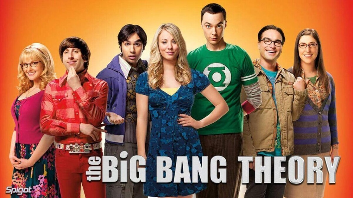 dims The Big Bang Theory Opening Song by Barenaked Ladies (Easy)