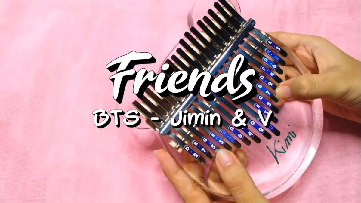 friends Friends by BTS Jimin and V