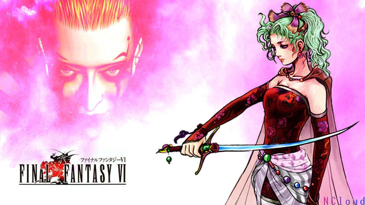 5JIEqx Final Fantasy VI - Terra's Theme (Easy)