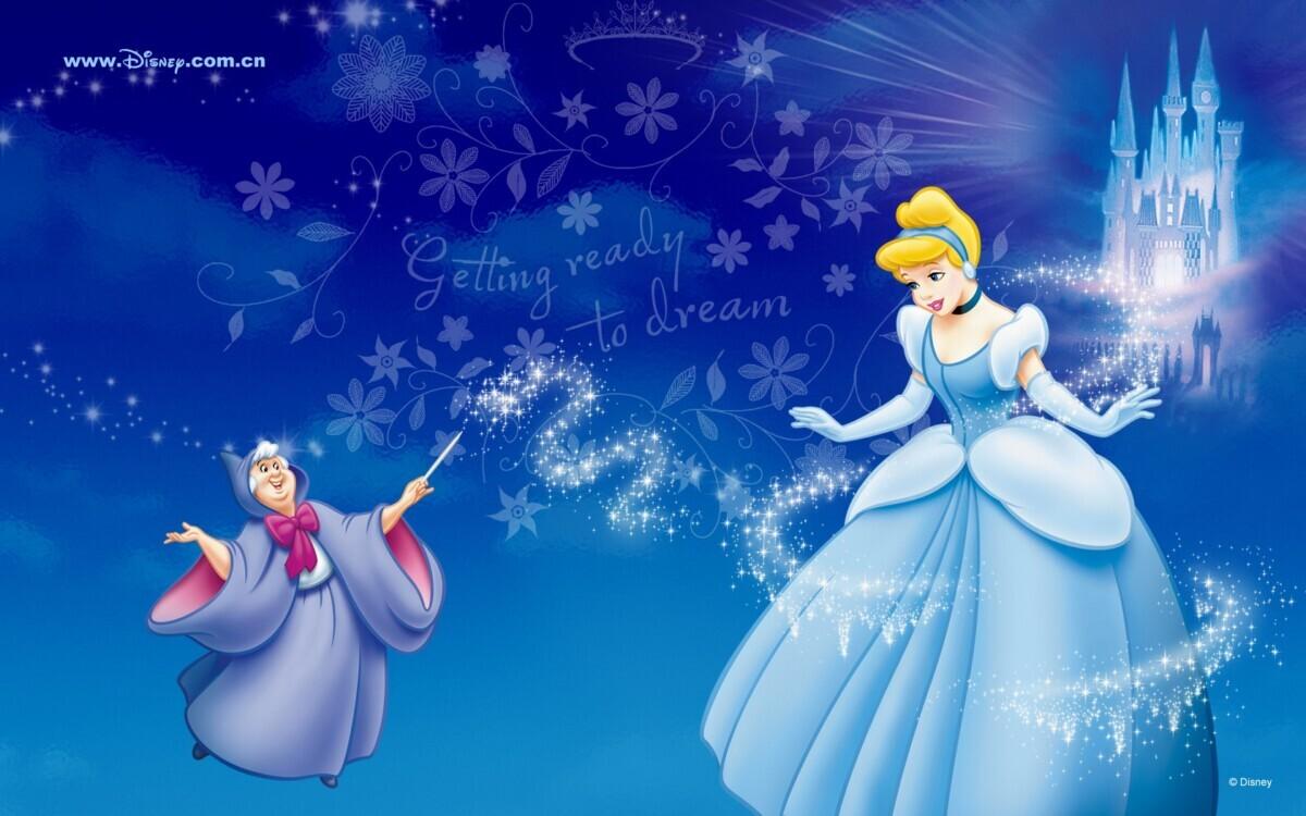 Cinderella-and-the-Magic_1680x1050 Disney's Cinderella - Bibbidi Bobbidi Boo (Magic Song)