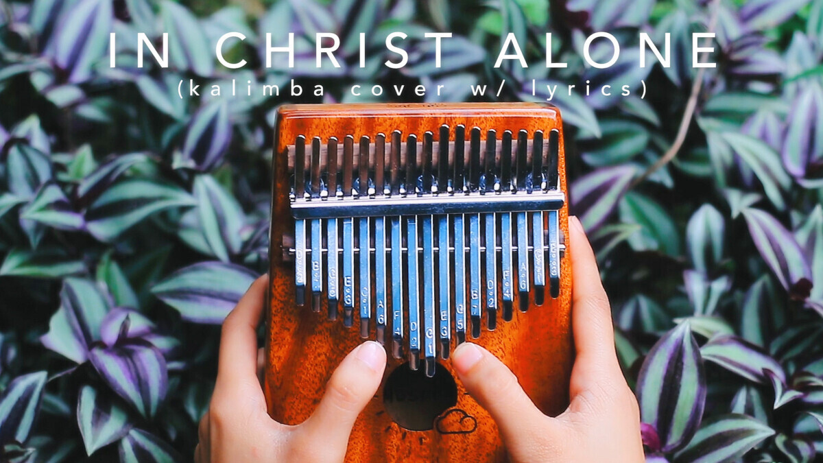 In-Christ-Alone.00_00_01_14.Still001 In Christ Alone - Christian Worship Easy Kalimba Tutorial Tabs