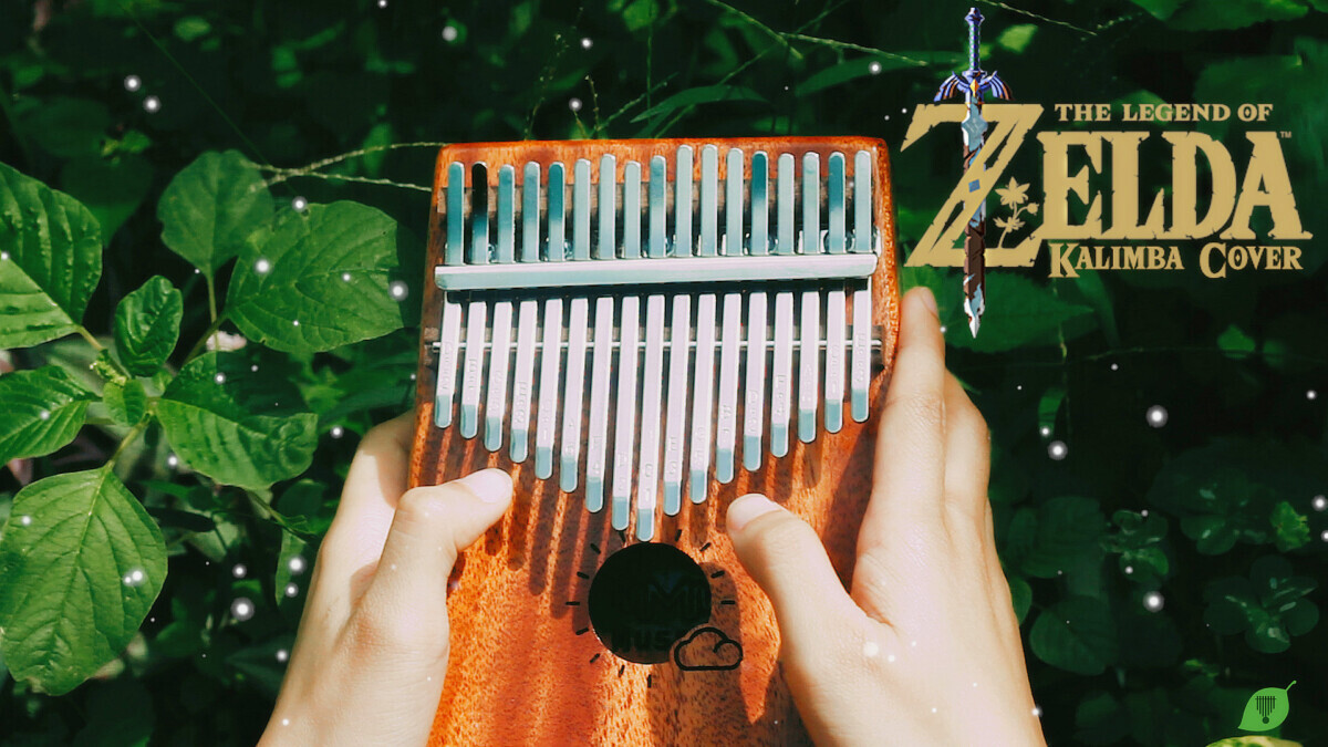 Zeldas-Lullaby.00_00_25_09.Still001_副本 Legend of Zelda OST Lost Woods - Easy Kalimba Number Notation Tabs