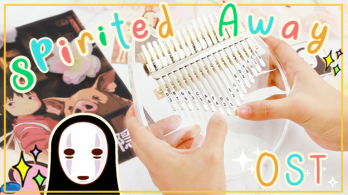 cat-spirited-away-aesthetic-final Spirited Away One Summer's Day - Kalimba Cover Tutorial Tabs