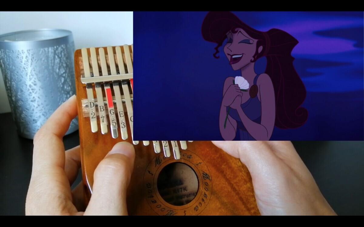 hercules-2 Hercules - I won't say I'm in love ( Disney )