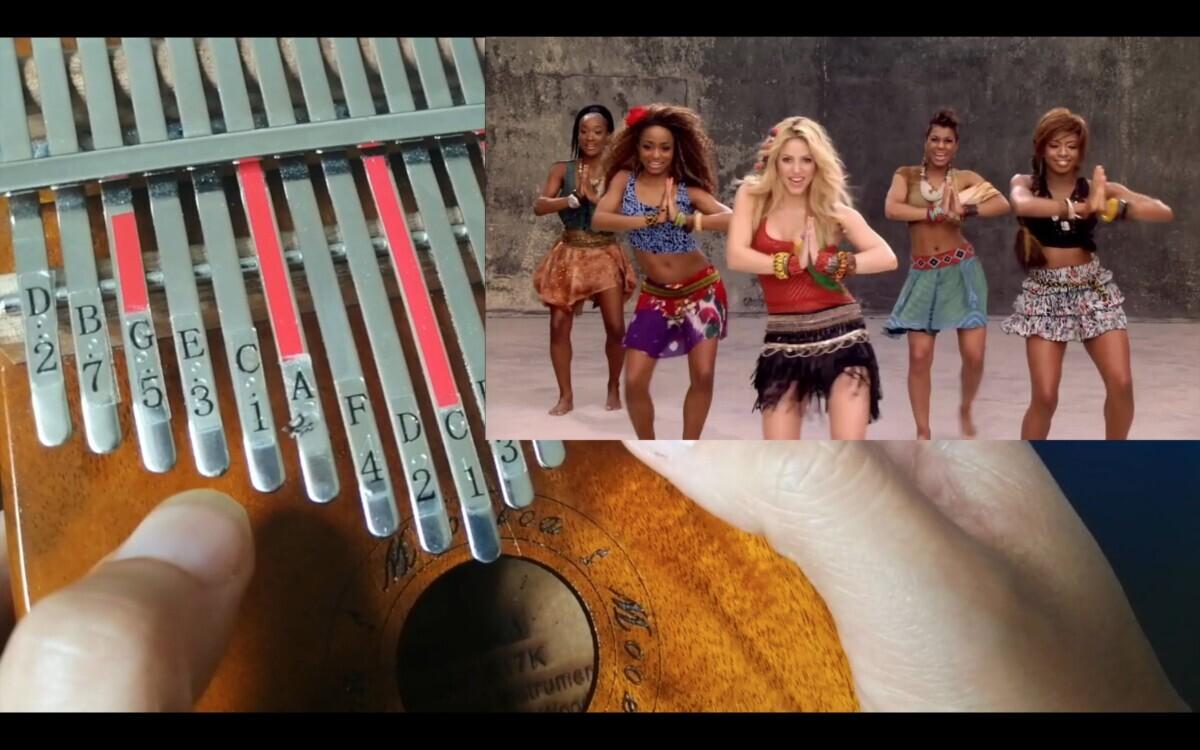 waka Shakira - Waka Waka