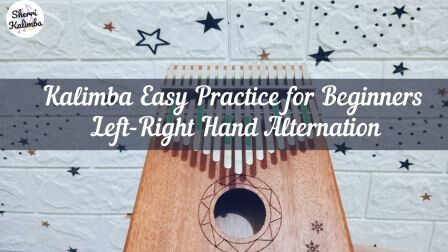 Kalimba-cover6 Simple Kalimba Practice for Beginners