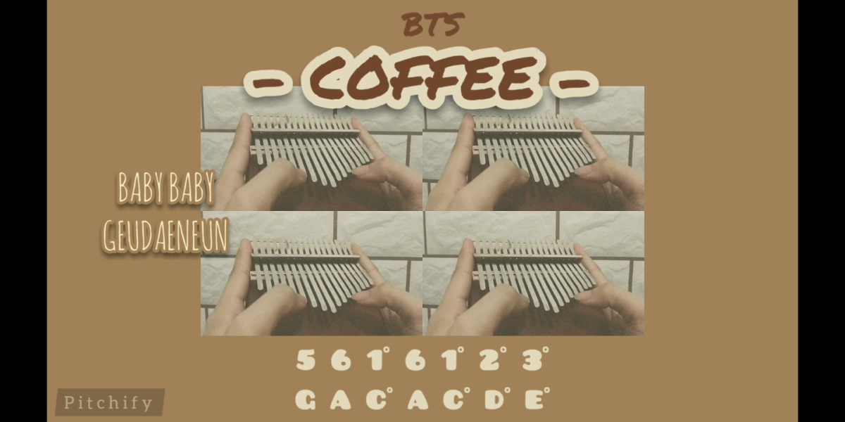 Coffee - BTS