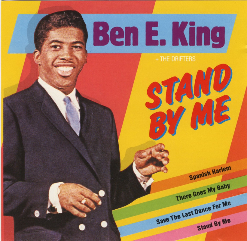 cover Stand By Me by Ben E. King