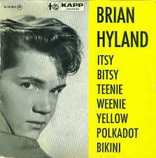 download-2020-08-03T194621.856 Itsy Bitsy Teenie Weenie Yellow Polka Dot Bikini - Brian Hyland