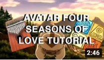 four-seasons Avatar The Last Airbender Four Seasons of Love