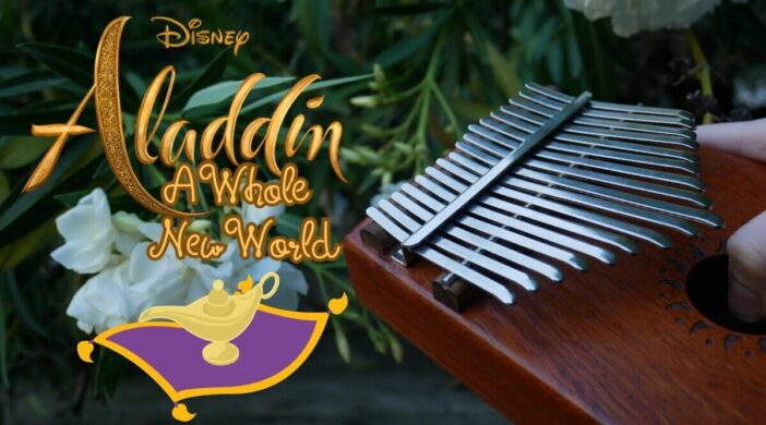 A Whole New World from Aladdin