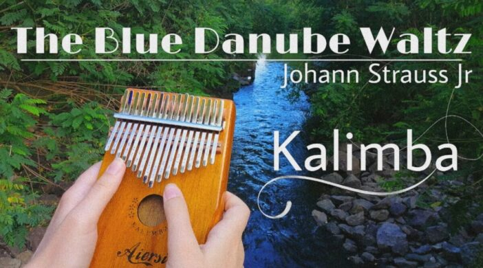 The Blue Danube Waltz - Johann Strauss Jr