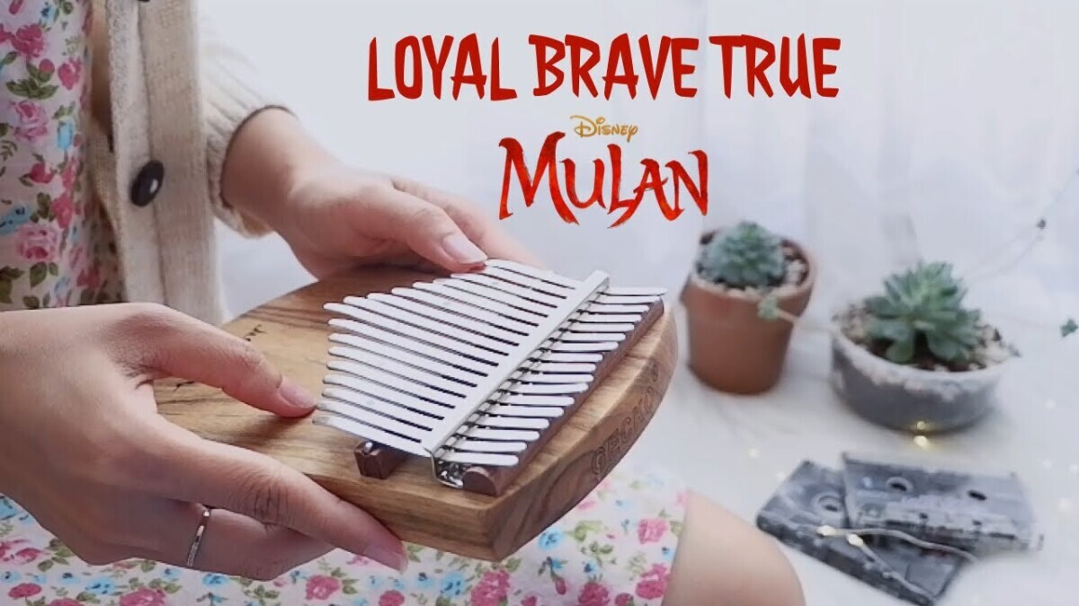 maxresdefault-2020-08-22T170830.859 Loyal Brave True - Christina Aguilera (Mulan Ost 2020)