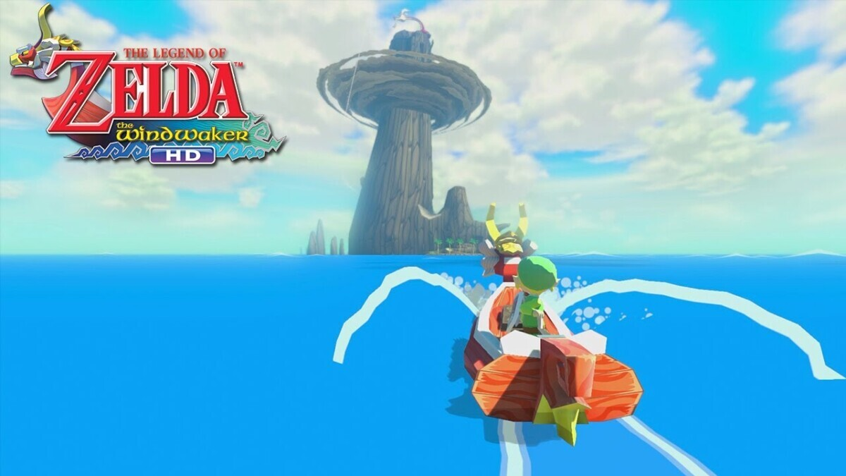 Dragon Roost Island - The Legend of Zelda: The Wind Waker