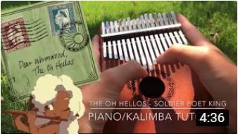 oh-hellos-thumbnail-59fc1205 Soldier Poet King Piano/Kalimba Tutorial