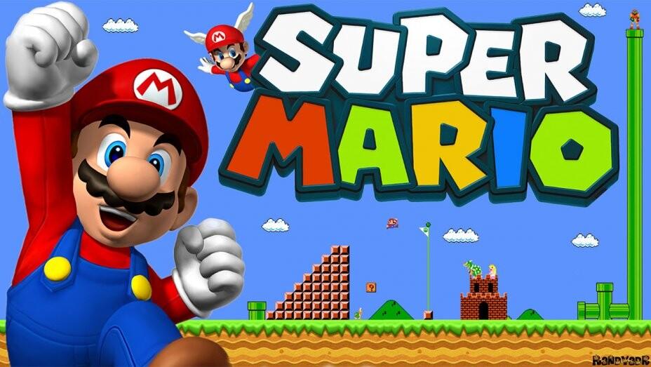 super-mario-game_copy_-_h_2017 Super Mario Bros Overworld Theme (Easy)
