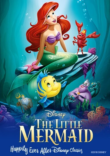 tlm Under the Sea // The Little Mermaid