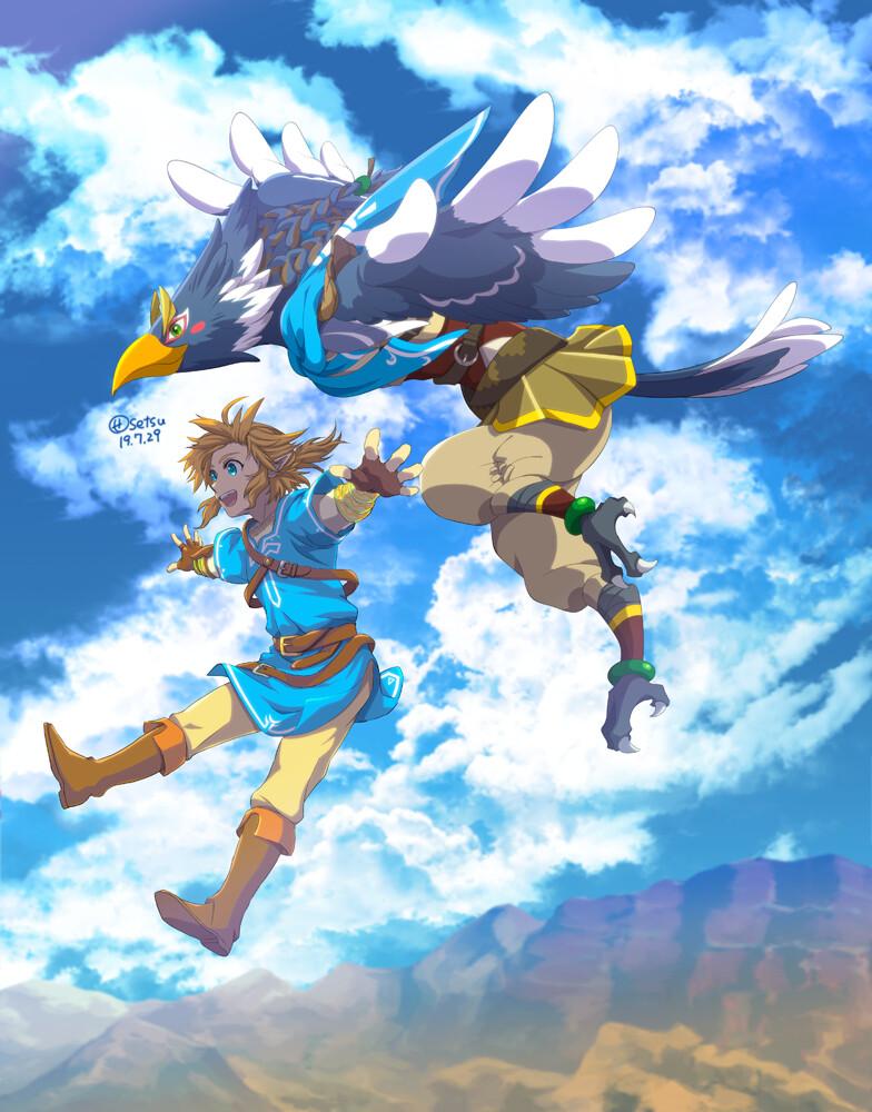 xhvoxzw59lv31 Revali's Theme (The Legend of Zelda: Breath of the Wild OST)